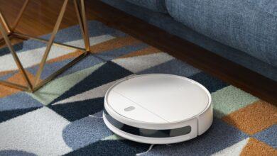 Photo of Mi Robot Vacuum G1, el 'Roomba' de Xiaomi que también friega tu casa, a precio de saldo hoy: llévate este robot aspirador por 111 euros