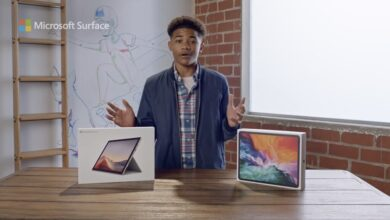 Photo of Microsoft cree que el Surface Pro 7 con Intel Core i3 es mejor que un iPad Pro en su último anuncio