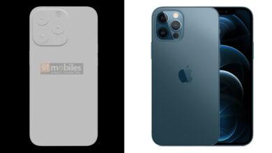 Photo of El iPhone 13 Pro contará con mayores cámaras y más batería, según una nueva filtración