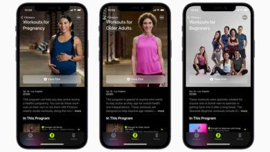 Photo of Apple Fitness+ tendrá nuevos ejercicios para edades avanzadas, embarazadas y principiantes