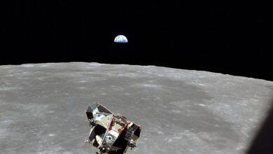 Photo of Esto fue lo que hizo Michael Collins, mientras Aldrin y Armstrong bajaron a la Luna