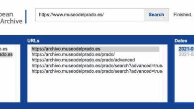 Photo of El Archivo Web Europeo es como Archive.org pero gestionado para Europa (por una empresa privada)