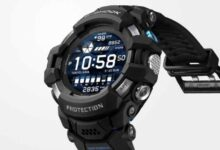 Photo of La familia de relojes G-Shock de Casio estrena su primer reloj inteligente con Wear OS