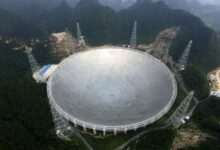 Photo of China abre el radiotelescopio FAST a la comunidad científica internacional