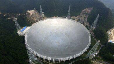 Photo of China abre el radiotelescopio FAST a la comunidad científica internacional