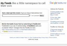 Photo of FeedBurner empezará a modernizarse, pero pierde su servicio de email