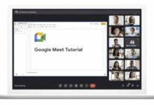 Photo of Novedades de Google Meet: nuevo diseño, autozoom y más ahorro de datos