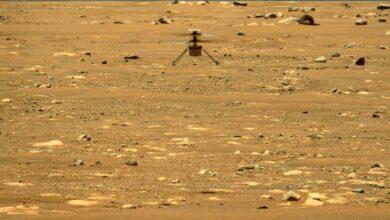 Photo of El helicóptero Ingenuity hace su segundo vuelo en Marte