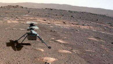Photo of El helicóptero Ingenuity ya está sobre la superficie de Marte