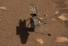 Photo of El helicóptero Ingenuity necesita una actualización de software antes de su primer vuelo en Marte