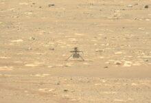Photo of La NASA consigue poner los rotores del helicóptero Ingenuity a toda velocidad
