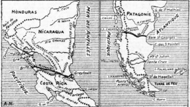 Photo of Los canales que nunca fueron: el Canal de Nicaragua y el Canal de la Patagonia