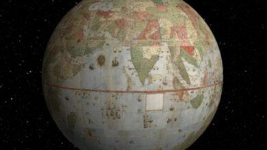 Photo of Navega por el mayor mapamundi de la antigüedad