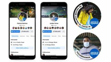Photo of Facebook lanza sus marcos de perfil oficiales en apoyo de la vacunación anti Covid-19