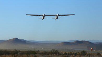 Photo of El enorme avión Roc de Stratolaunch vuelve a volar