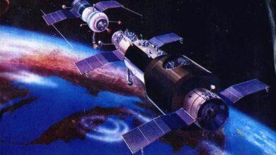Photo of 50 años del lanzamiento de la Salyut 1, la primera estación espacial de la historia