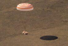 Photo of Termina la misión de la cápsula tripulada Soyuz MS-17