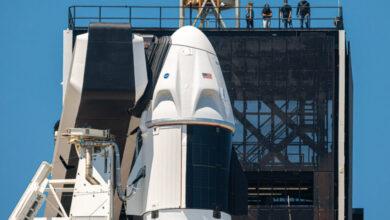 Photo of La NASA y SpaceX envían cuatro astronautas sobre la Crew Dragon a la ISS