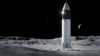 Photo of SpaceX construirá el aterrizador lunar del programa Artemisa