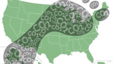 Photo of Los Estados Unidos y su huella de carbono
