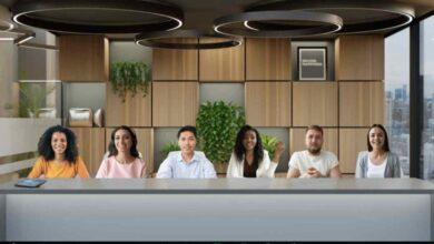 Photo of Zoom también quiere que los asistentes a las reuniones tengan sensación de estar juntos