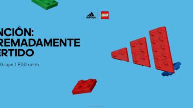 """Photo of Adidas y LEGO """"armaron"""" estas zapatillas imperdibles"""
