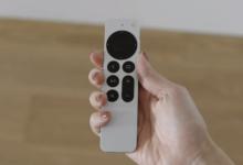 Photo of Así es el Apple TV 4K modelo 2021, con nuevo control remoto