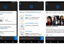 Photo of Microsoft elimina a su asistente Cortana de las tiendas de iOS y de Android