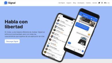 Photo of Signal actualiza su última versión en Github después de 1 año sin hacerlo