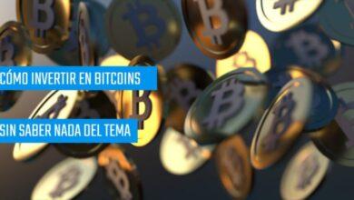 Photo of Cómo invertir en Bitcoins sin saber nada del tema