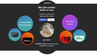 Photo of Gener8 Ads, para ganar premios si queremos compartir datos mientras navegamos