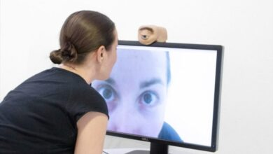 Photo of La webcam que parece un ojo real, la puedes construir tú mismo con estos planos