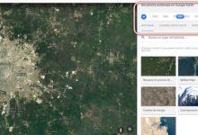 Photo of Google Earth presenta su Timelapse, para ver la evolución de cualquier zona del planeta en los últimos 37 años