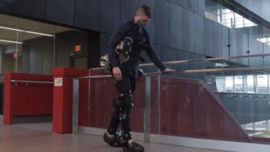 Photo of Exoesqueletos que podrían caminar solos