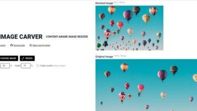Photo of Cómo reducir el tamaño de una imagen manteniendo el contenido