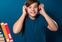Photo of Audiolibros para niños. Opciones gratuitas y de pago