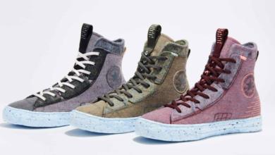 Photo of Converse presenta Renew en Chile, sus zapatillas ecoamigables