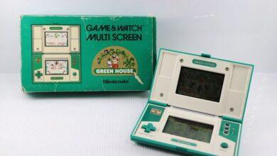 Photo of Flashback: ¿Jugaste alguna vez una Game & Watch original de Nintendo?