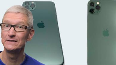 Photo of iPhone 11 Pro con el logo mal impreso se hace viral por su precio