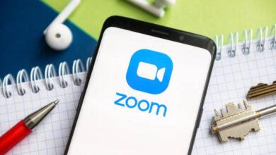 Photo of Zoom presenta su modo inmersivo, con formas más atractivas de reunión