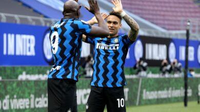 Photo of Nike: Inter de Milán lanza zapatillas para mostrar su nuevo logo