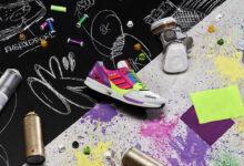 Photo of Adidas ZX 8500 Overkill, la esencia grafitera llega con todo su color
