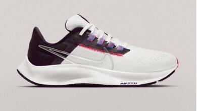 Photo of Respetando el diseño clásico con su característica silueta runnig, Nike lanza unas renovadas Pegasus 38