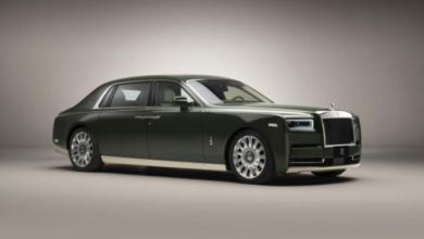 Photo of Conoce el Rolls-Royce Phantom Oribe, potencia y distinción en un solo auto