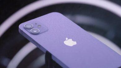 Photo of Apple anuncia un nuevo iPhone 12 en color morado