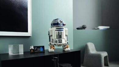 Photo of Más de dos mil piezas y un viaje interno a la tecnología que te llevará hacia las galaxias: así luce el nuevo LEGO de R2-D2