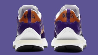 Photo of Las enormes Sacai x Nike VaporWaffle, listas para finales de abril