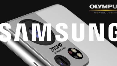 Photo of Samsung Galaxy S22 Ultra tendría una cámara Olympus de 200 MP