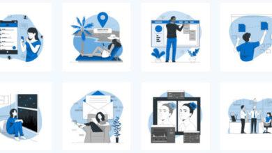 Photo of Storyset, una colección de ilustraciones gratuitas y personalizables