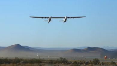 Photo of Stratolaunch realizó su segunda prueba con el avión más grande del mundo